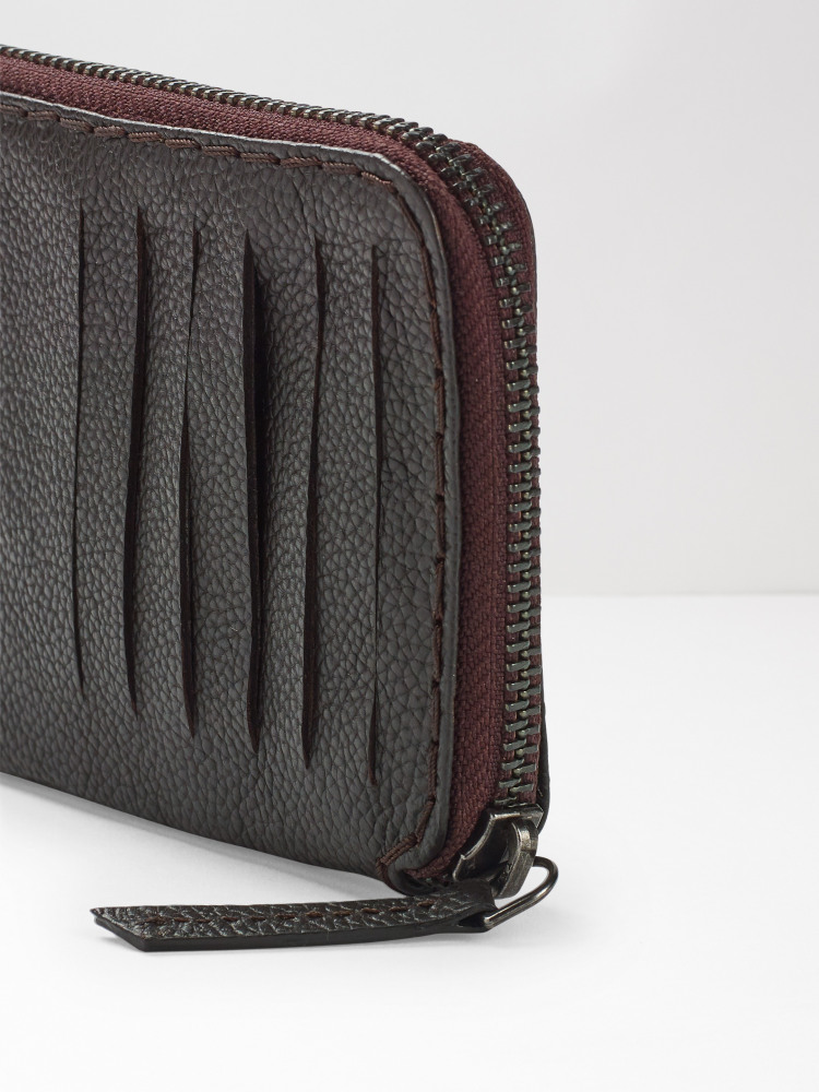 Monty Leather Phone Wallet