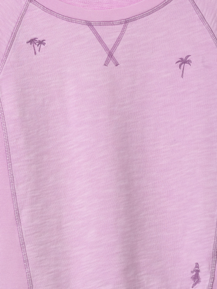 Tropic Jersey Sweat