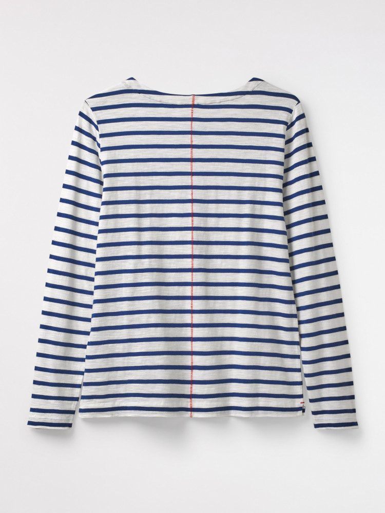 Rover Stripe Jersey Tee