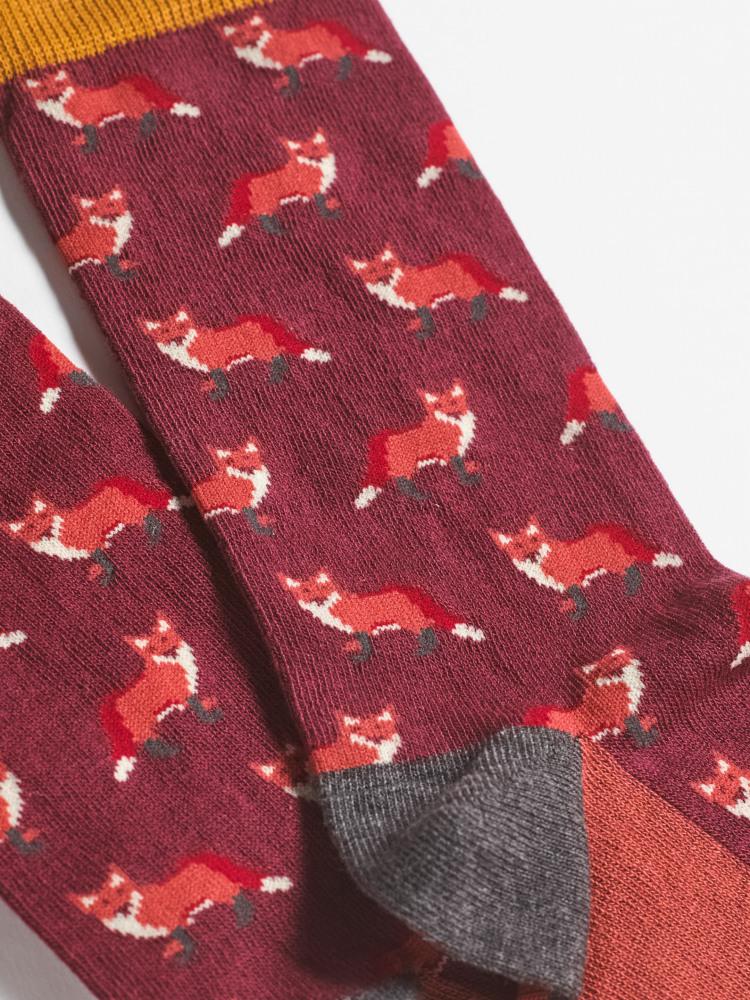 Fox Sock 2 Pack