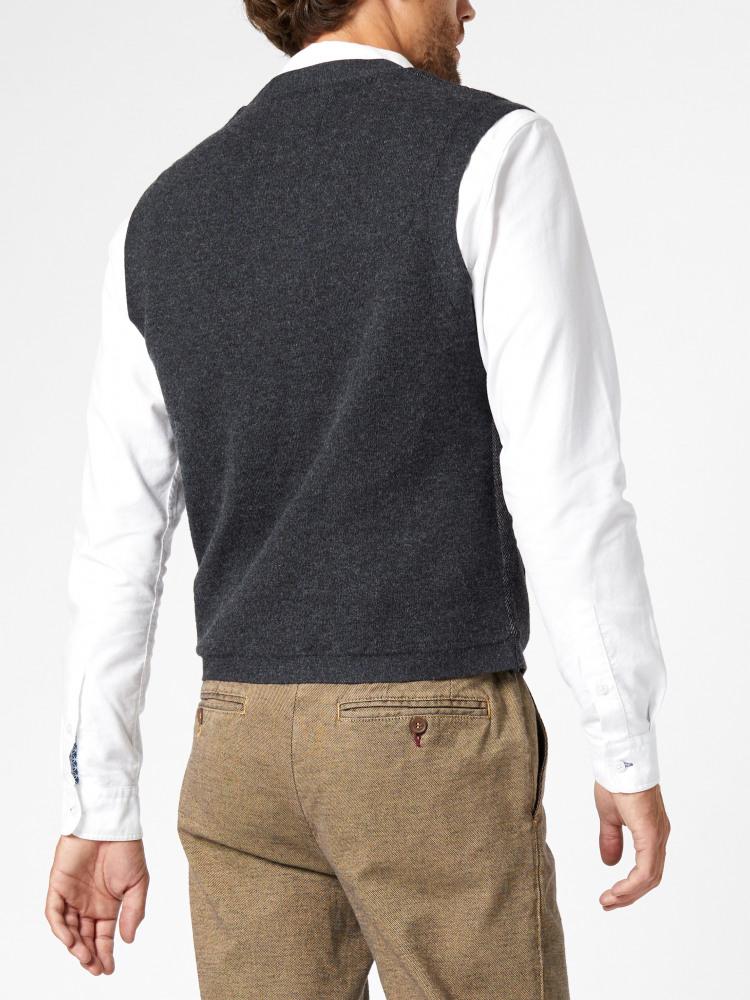 Alpine Knitted Waistcoat