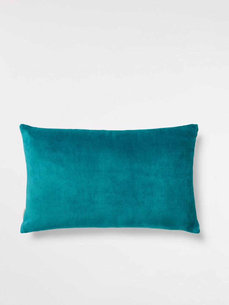 Betty Beetroot Print Cushion