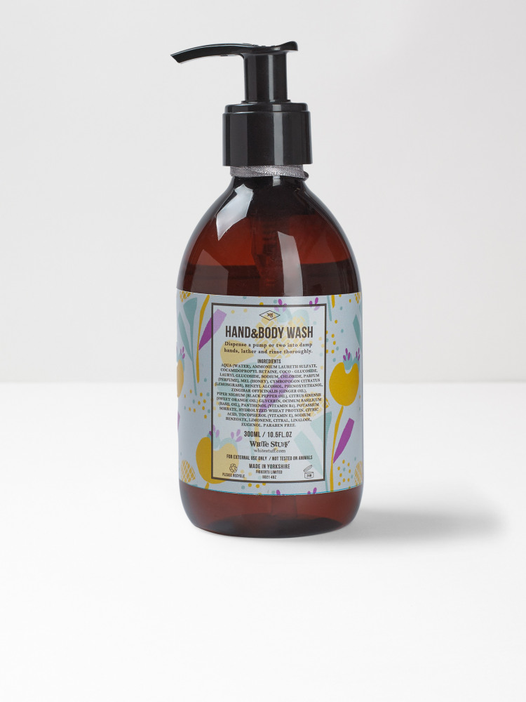 Lemongrass Ginger H&B Wash