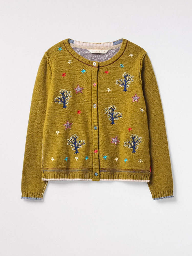 Bits And Pieces Cardigan