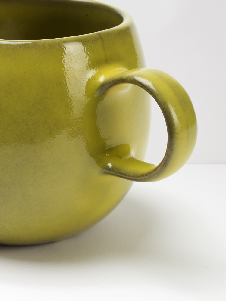 Solid Citrus Mug