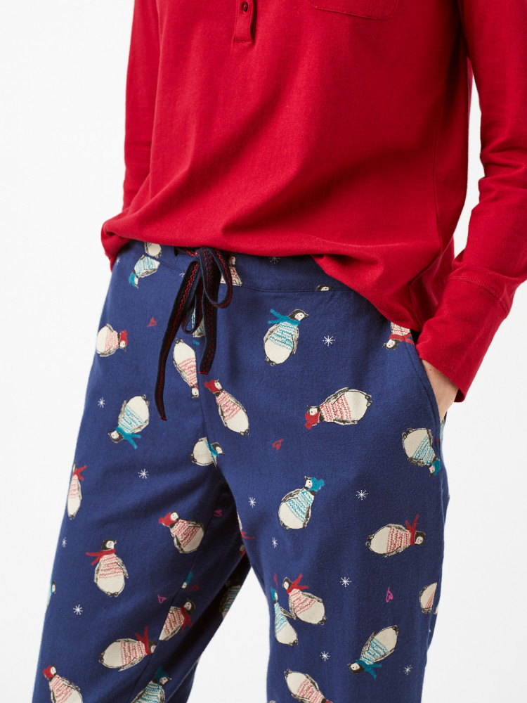 Penguin Love PJ Bottom