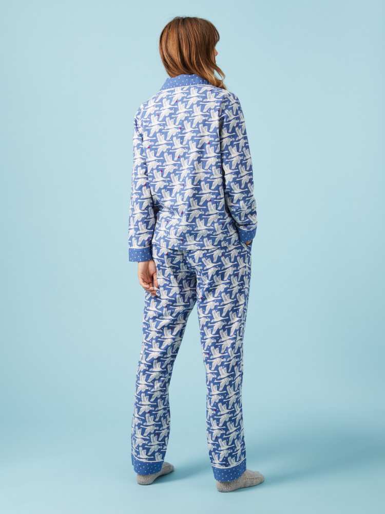 Flying Geese PJ Set