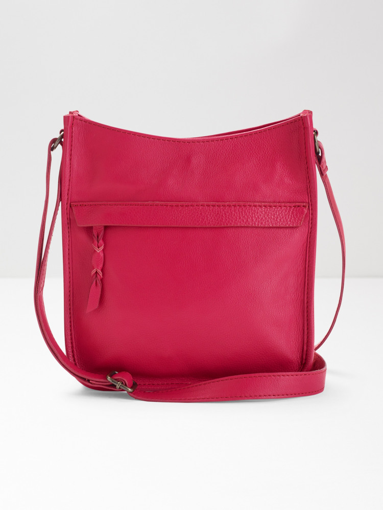 Rose Portrait Crossbody