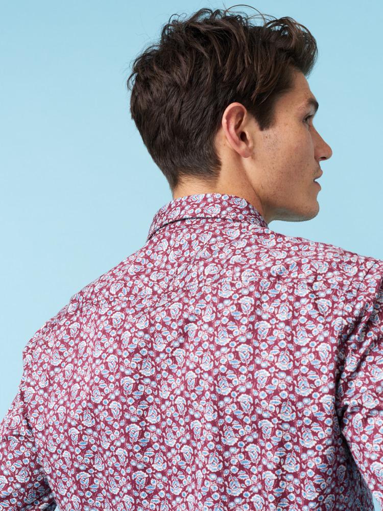 Statice Paisley Shirt