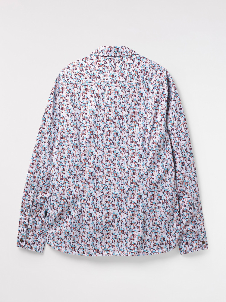 Iris Floral Shirt