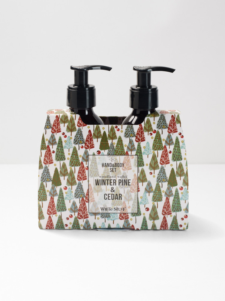 Winter Pine HB Lotion & Wash