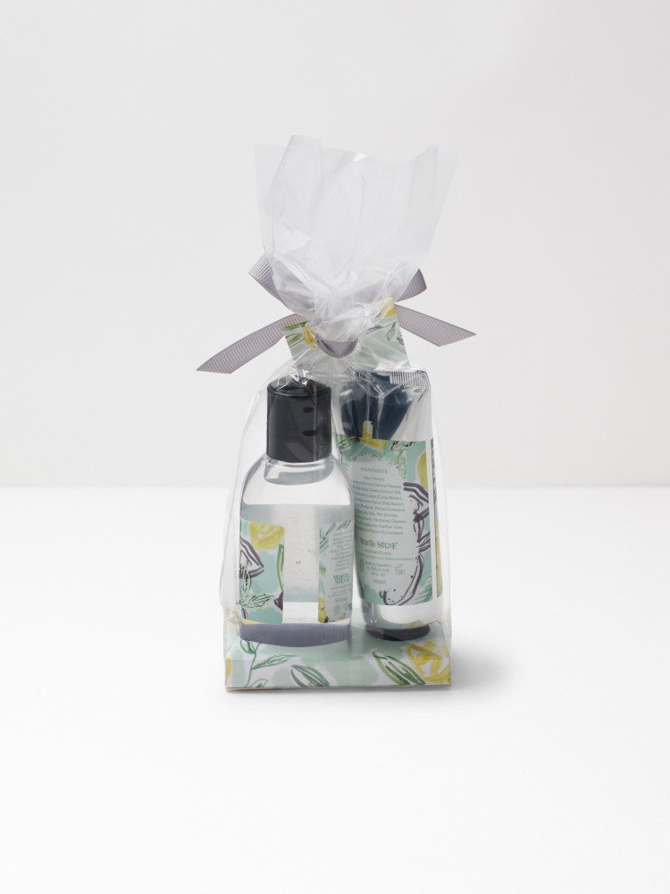 G&T Anti Bac & Hand Cream Set