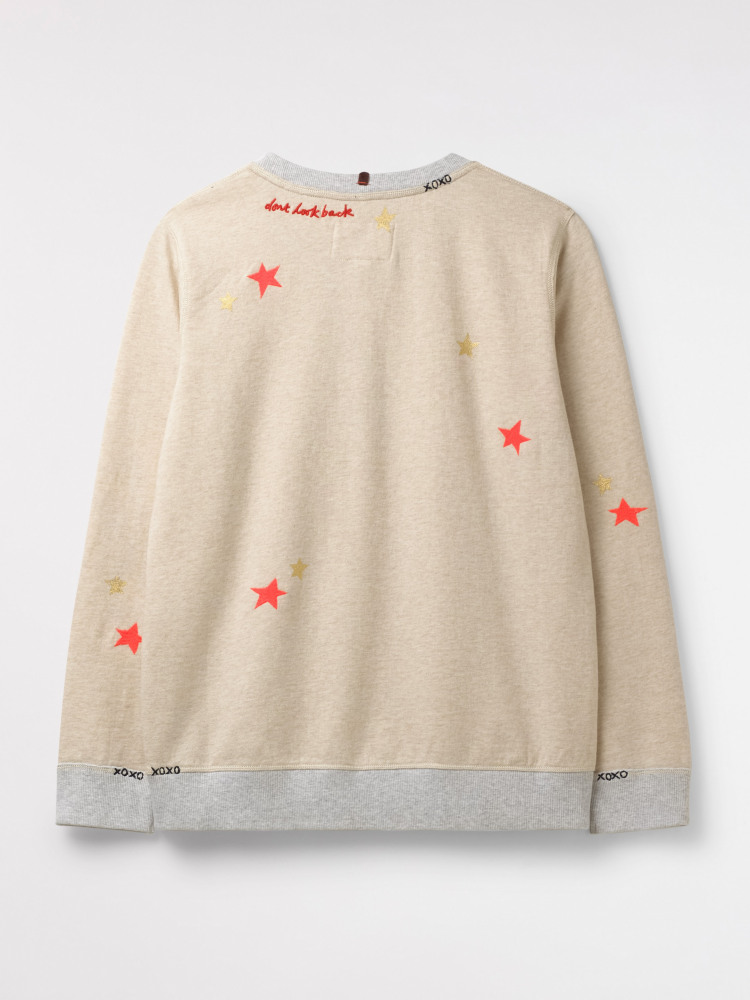 Clustered Star Sweat