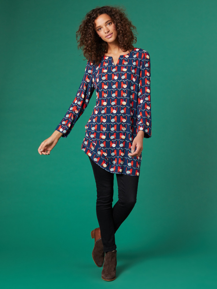 Brocket Tunic