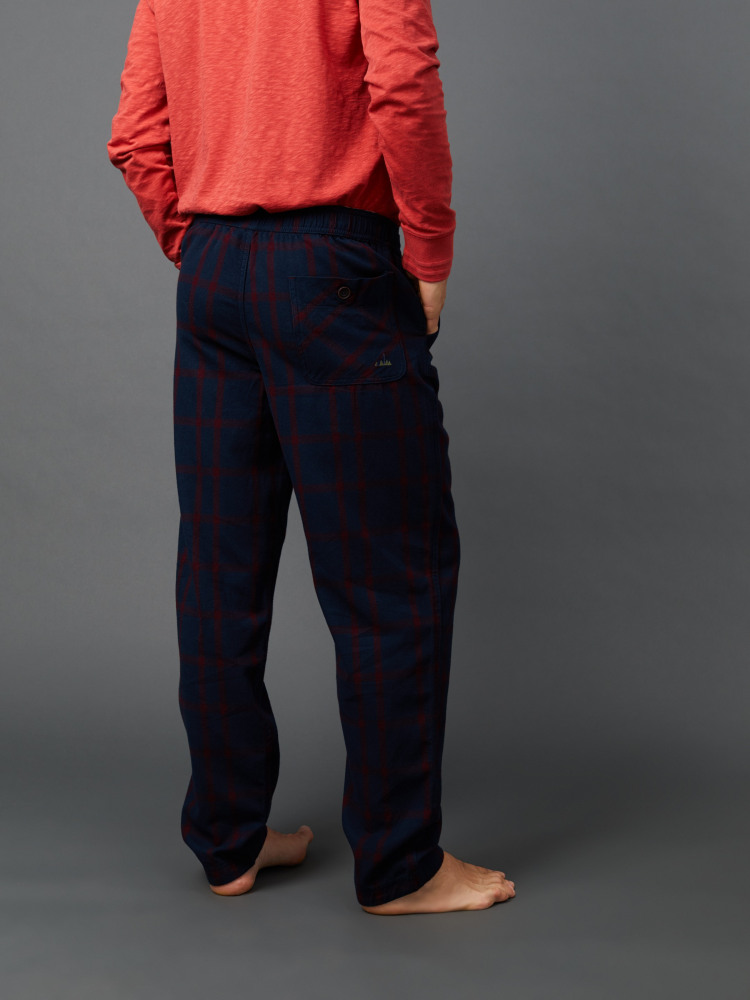 Jebel Check Lounge Pant