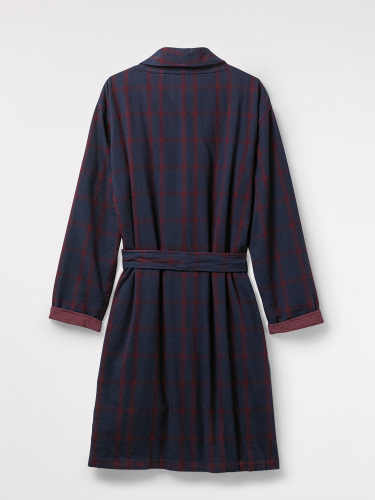 Jebel Check Robe