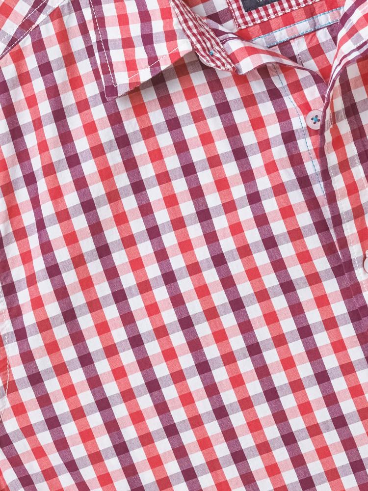 Omnis Gingham Shirt