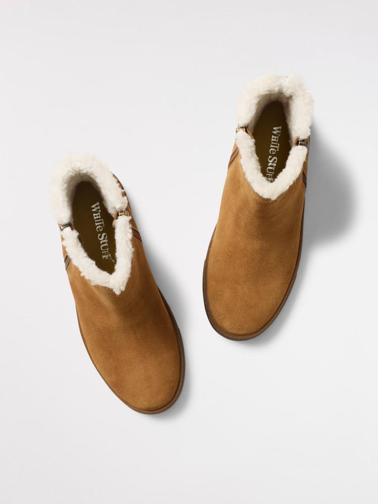Imogen Casual Shearling Boot