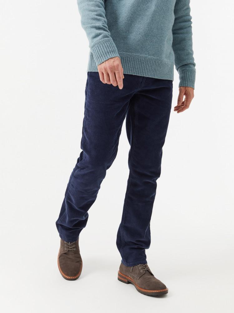 Glide Velcorex Cord Trouser