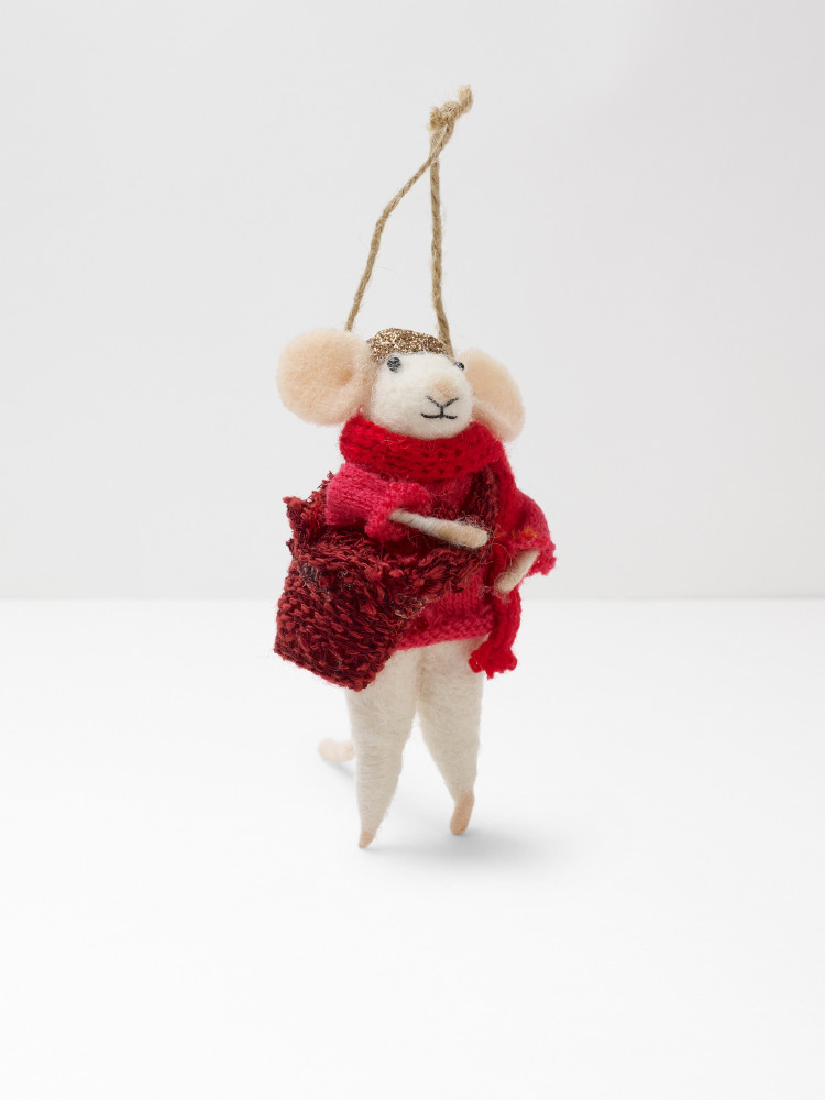Margot Mouse In A Jumper