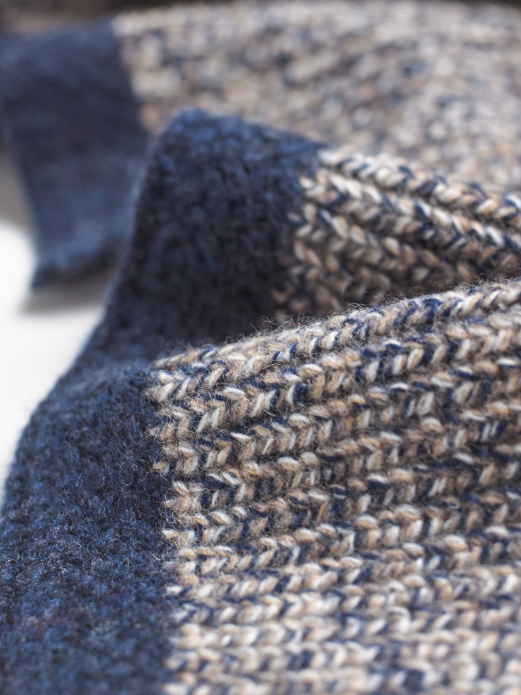Matthew Marl Texture Scarf