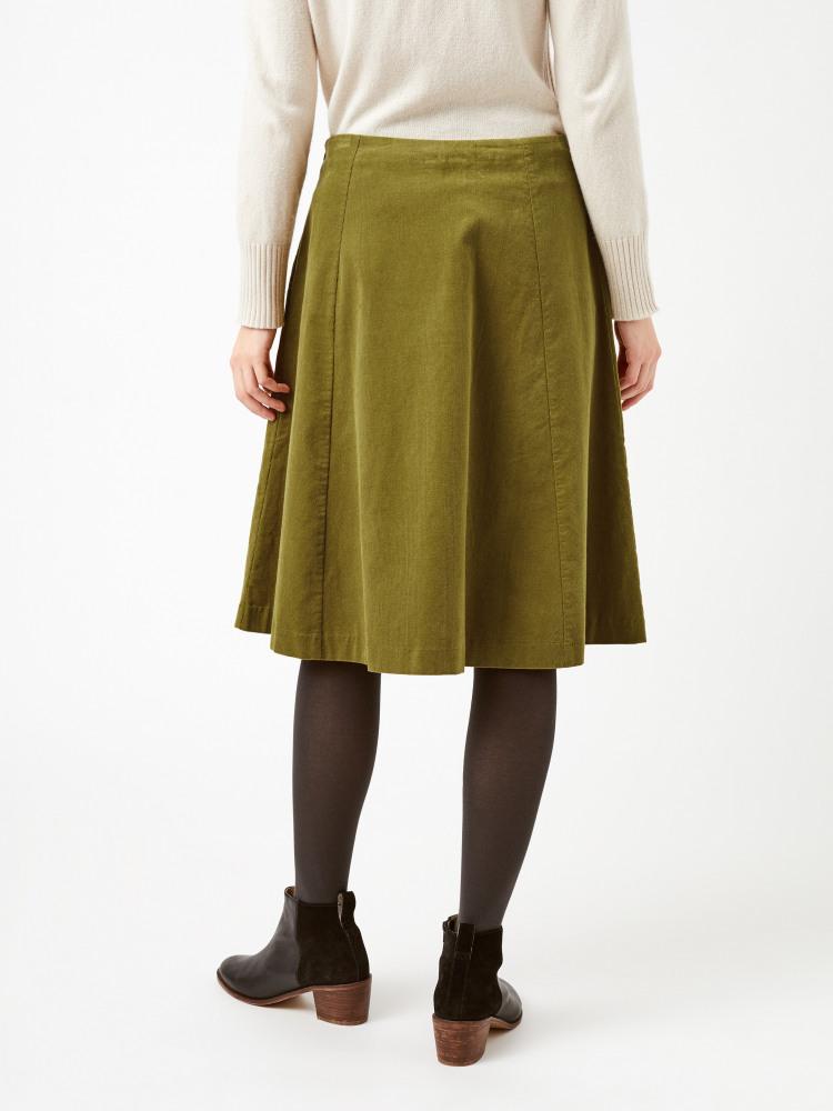 Anna Baby Cord Skirt