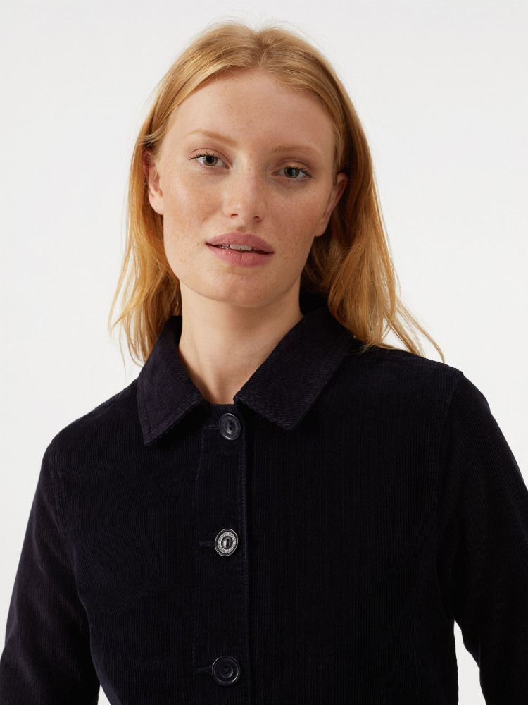 Hula Cord Worker Jacket