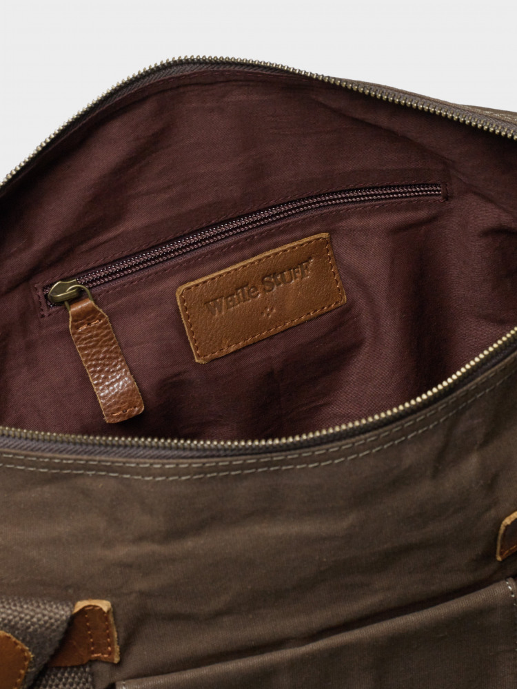 Jack Canvas Holdall