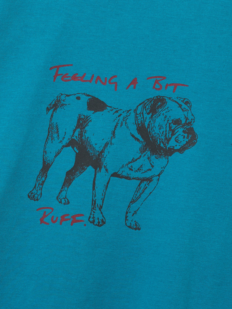 Bulldog Graphic Tee