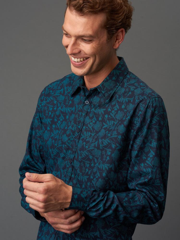 Dawer Print Shirt