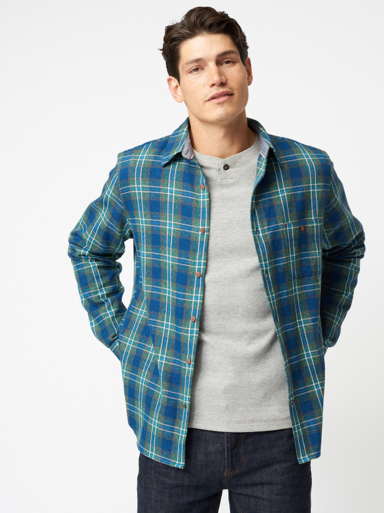 Tiler Flannel Check Shirt