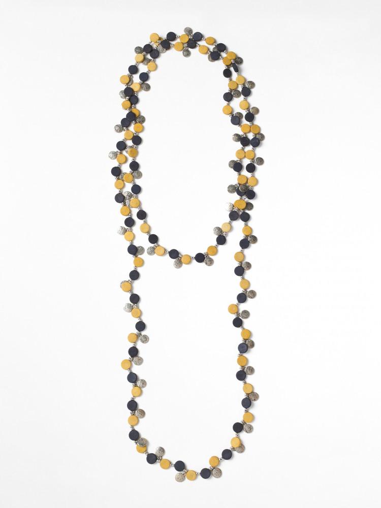 Verity Versatile Disc Necklace