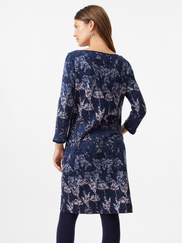 Lucia Jacquard Dress