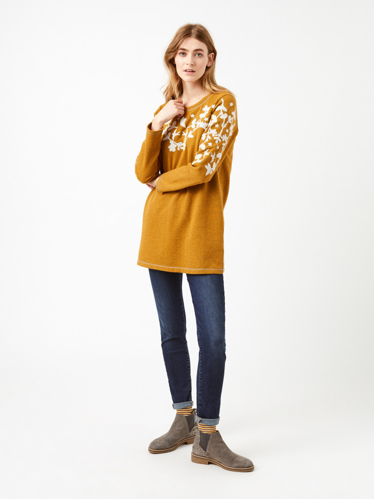 Stephanie Sweat Jersey Tunic