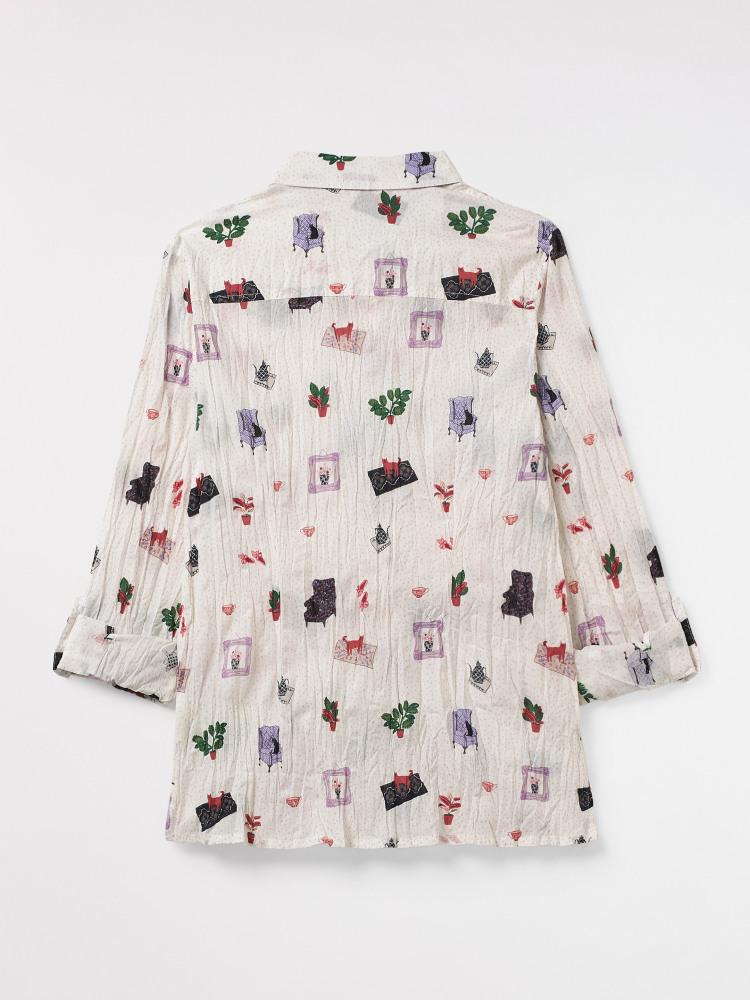 Riley Cotton Shirt