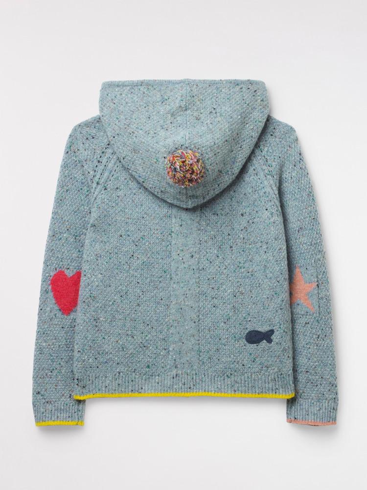 Kyoto Knitted Hoodie