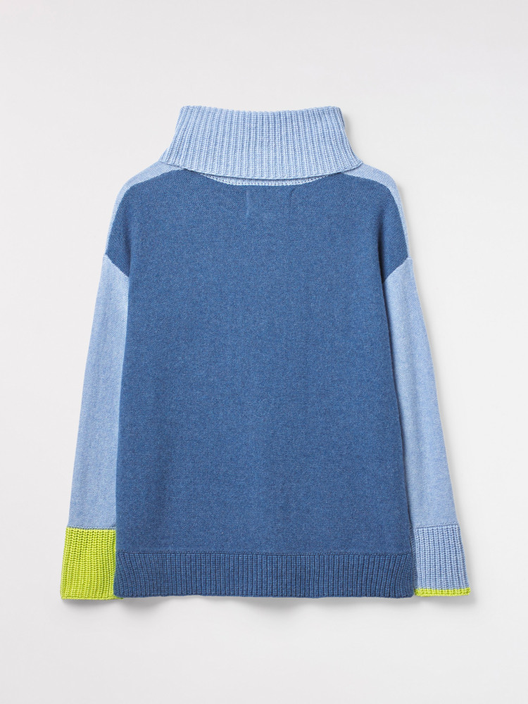 Lowland Colourblock Jumper