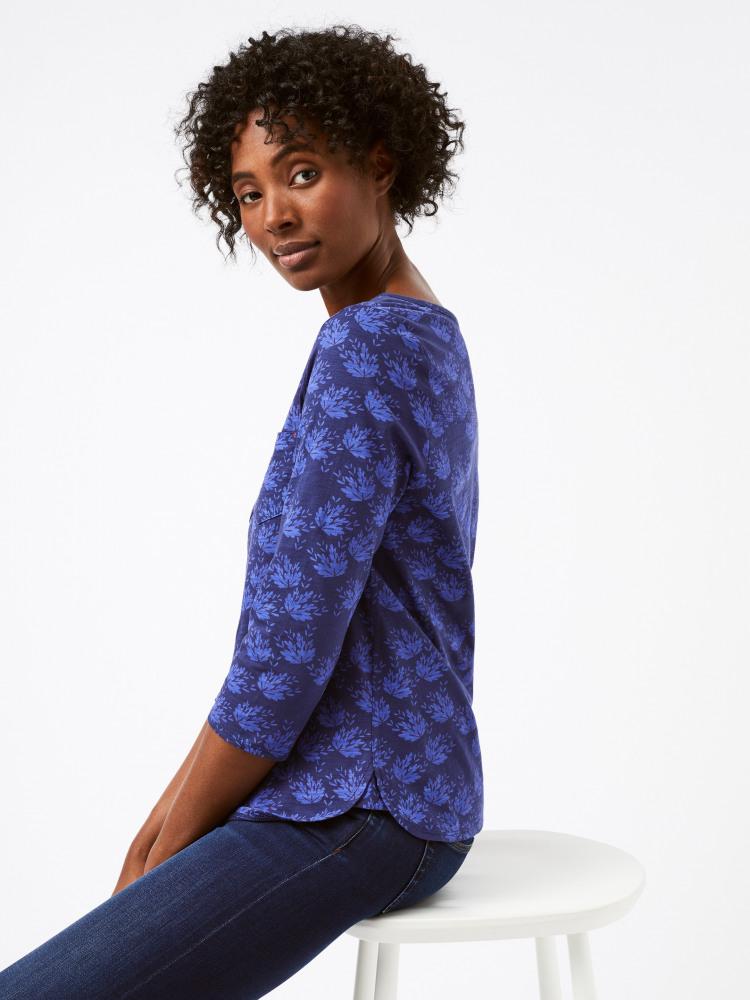 Delilah Jersey Shirt