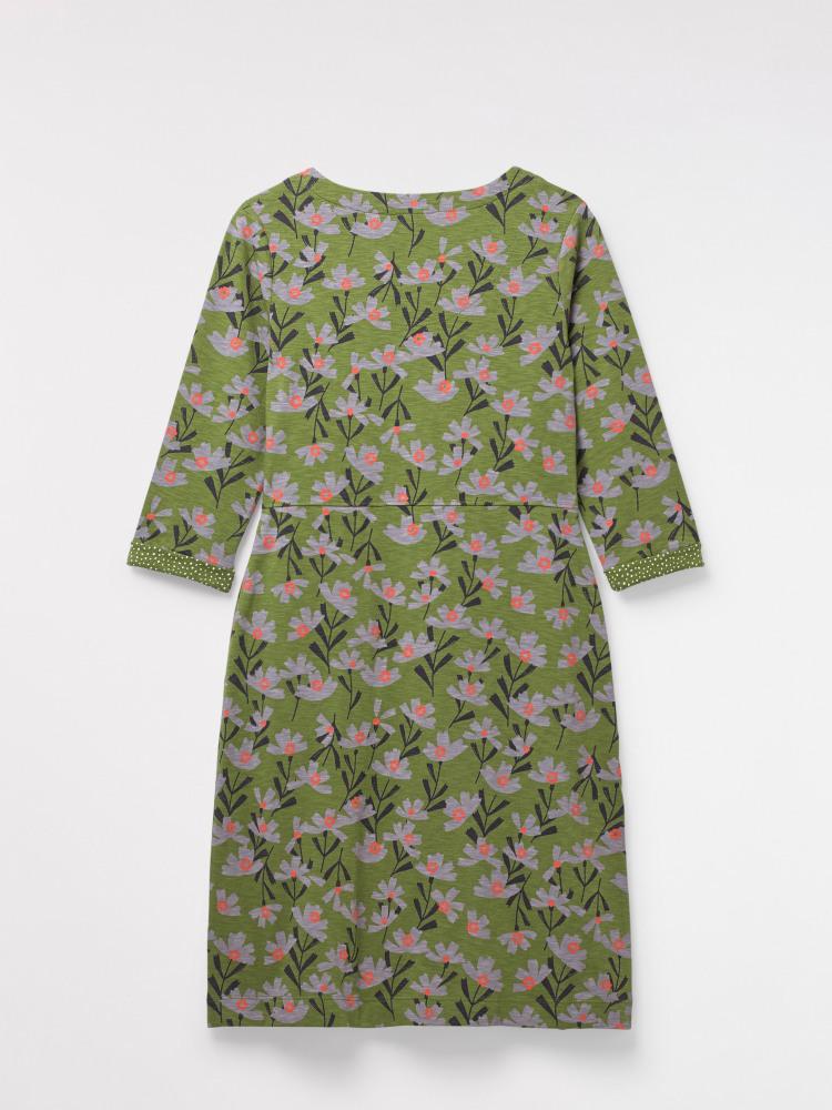 2d38d99c1 Polly Dress (Ivy Green Print)