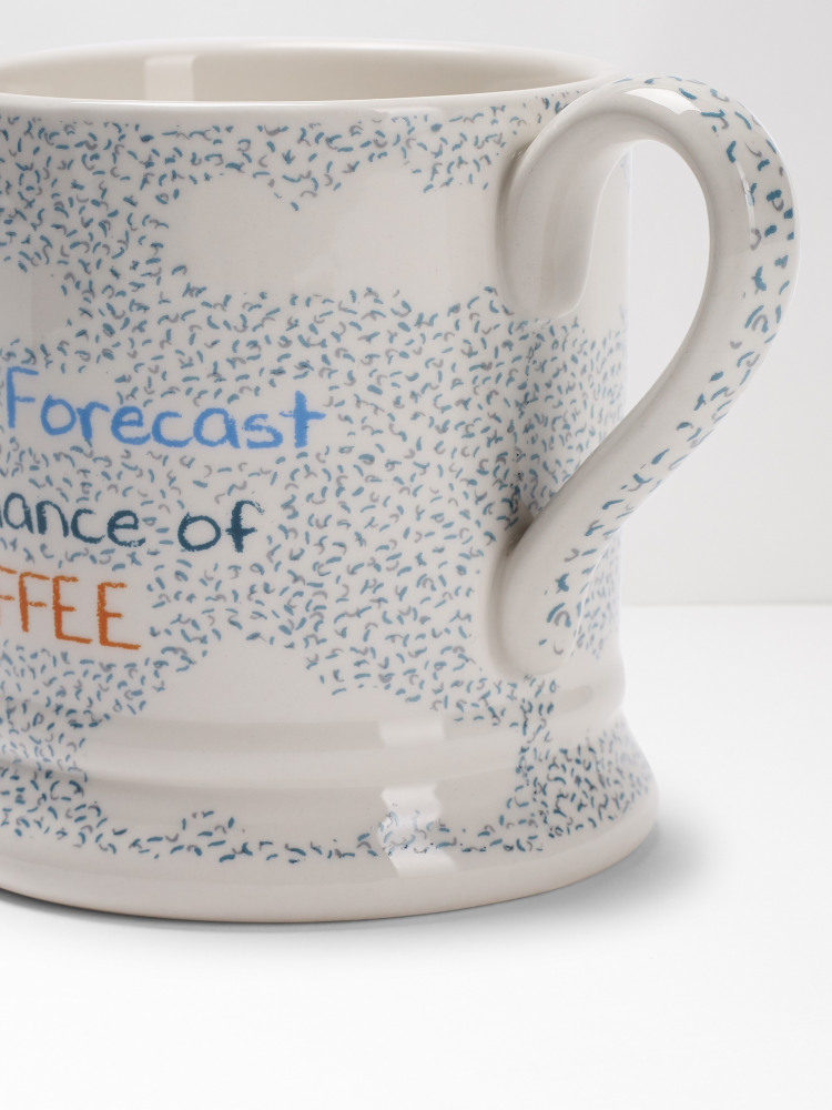 Morning Forecast Mug
