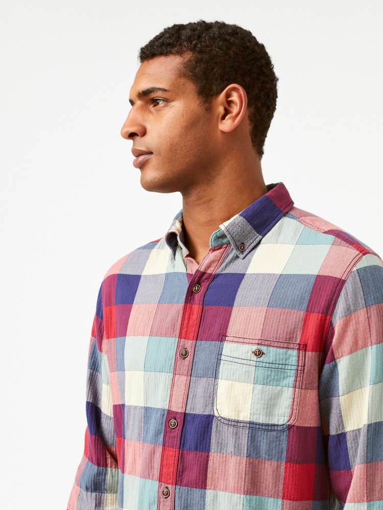 Railkey Check Flannel Shirt