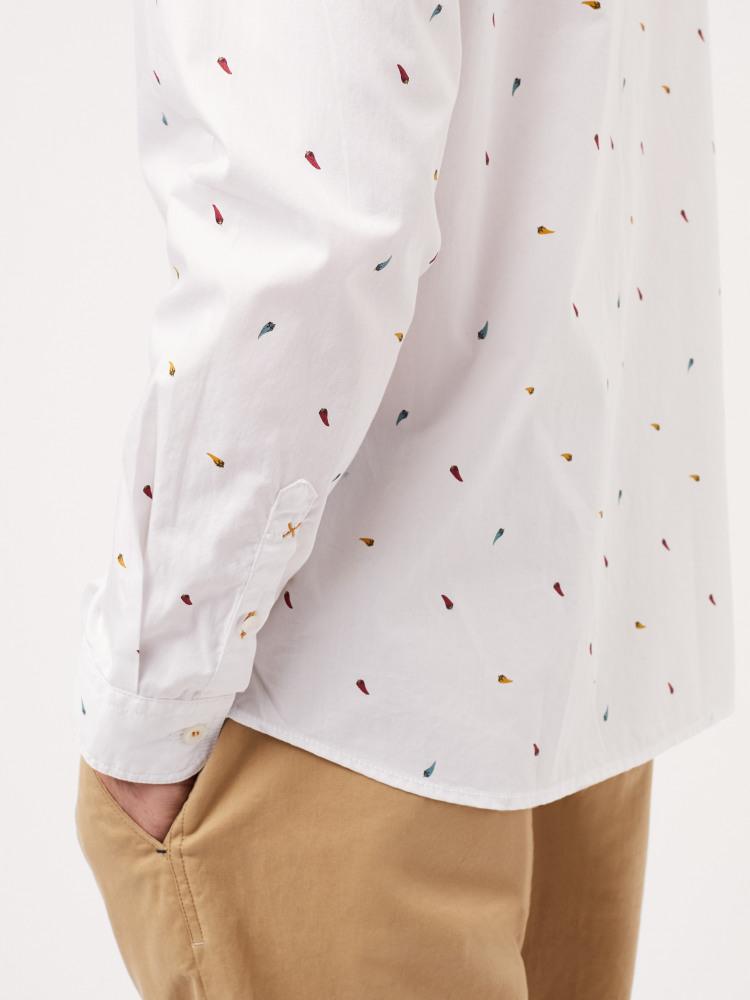 Chilli Print Shirt