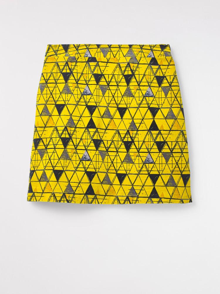 Stockholm Velvet Skirt