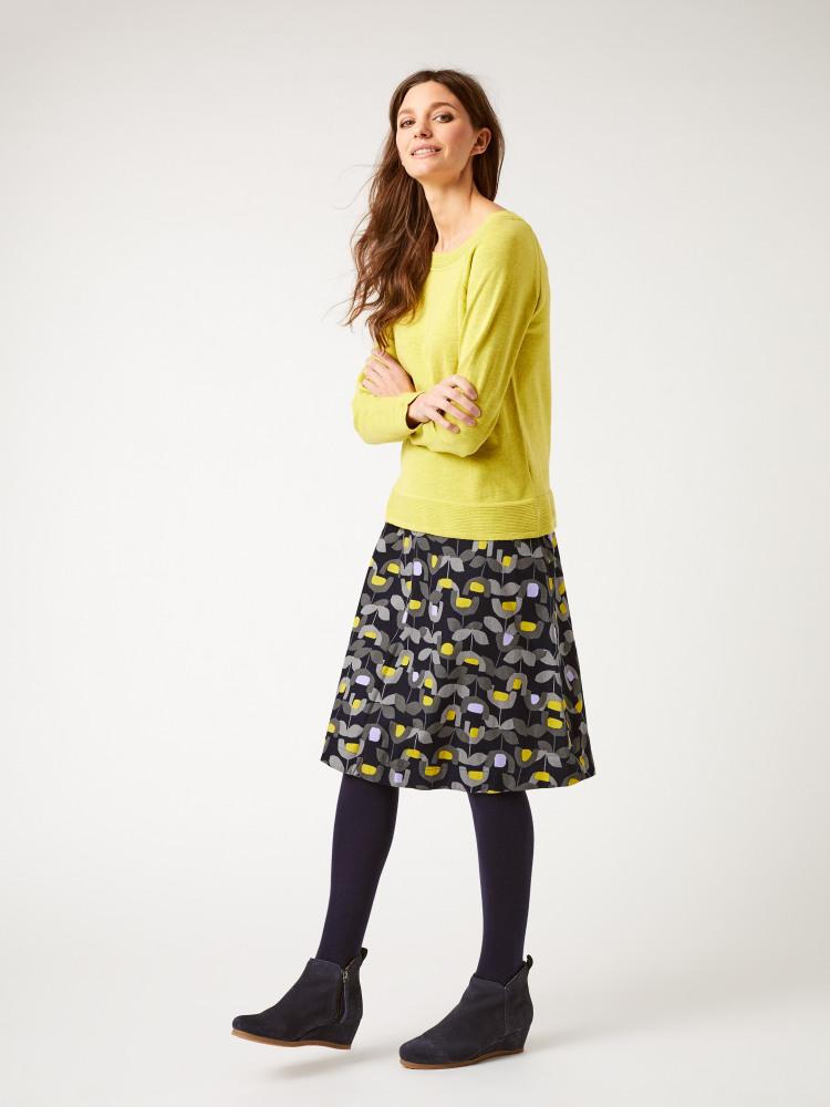Geometric Reversible Skirt