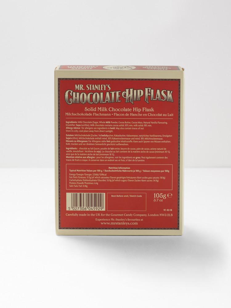 Chocolate Hip Flask