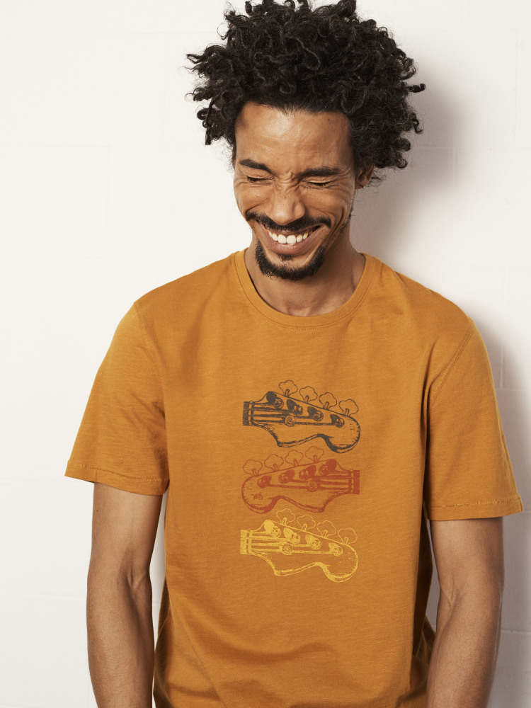 Play Guitar Graphic Tee