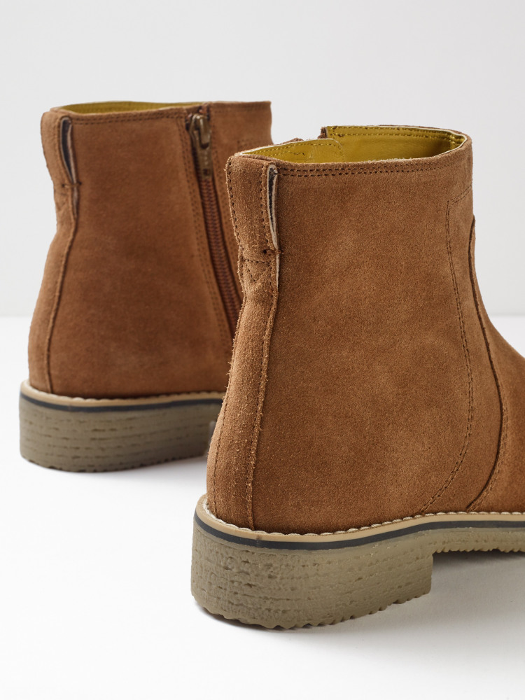 Lucy Suede Boot