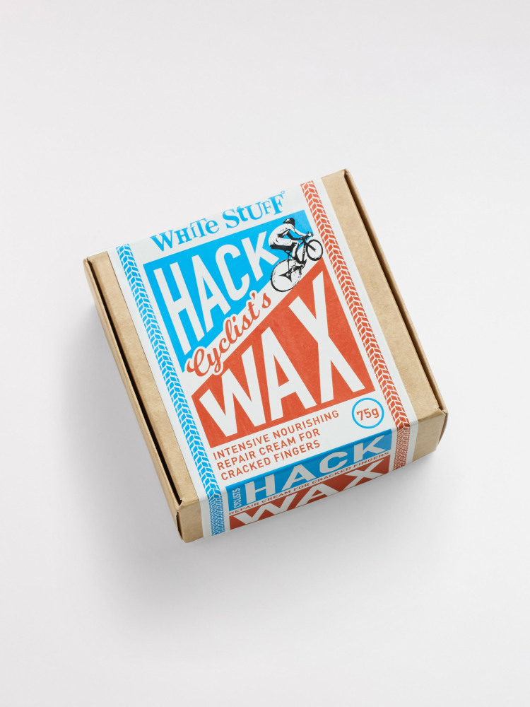 Cyclist Hack Wax