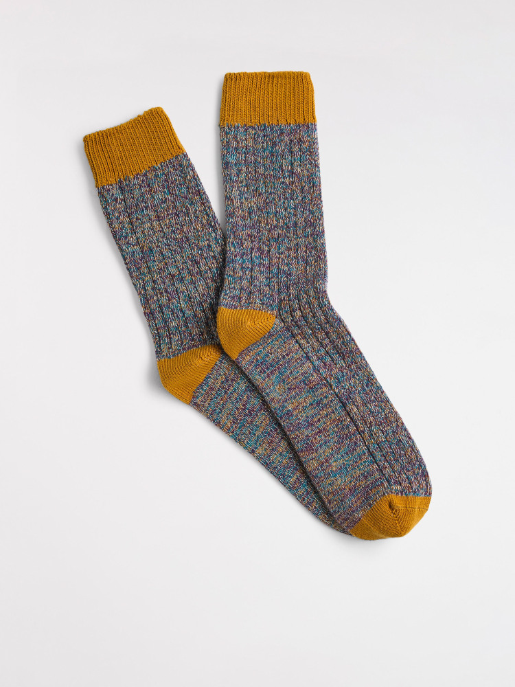 Spacey Rib Boot Sock