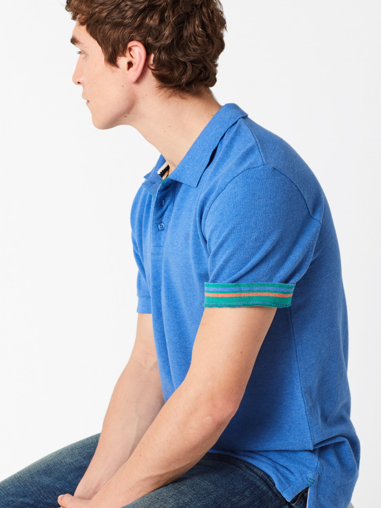 Shoreside Fairtrade Polo